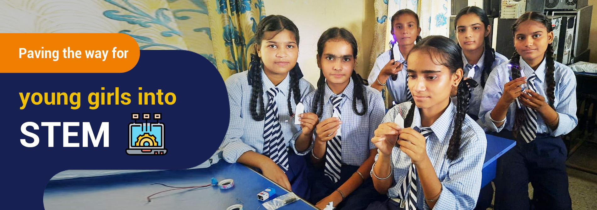 Paving the way for young girls into STEM